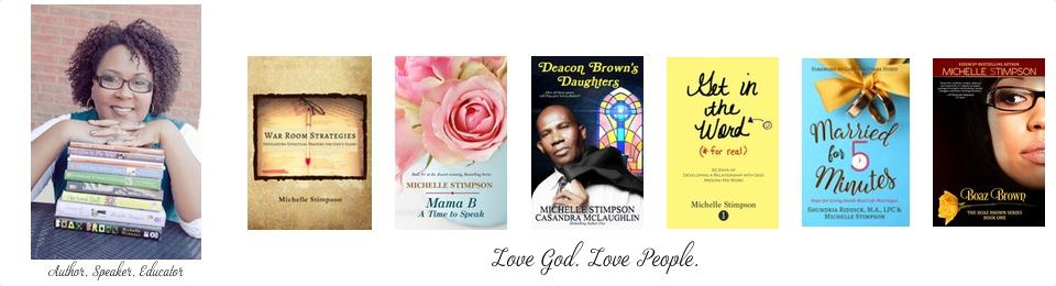 Michelle Stimpson.com